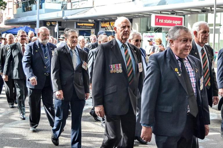 anzac march 2016