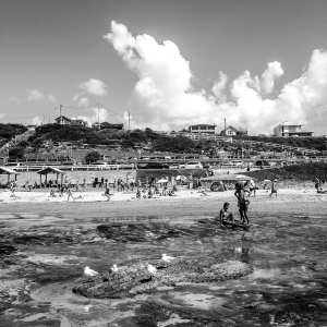 Diver-city, Merewether.