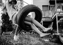 Louise Faulkner backyard stories 5b