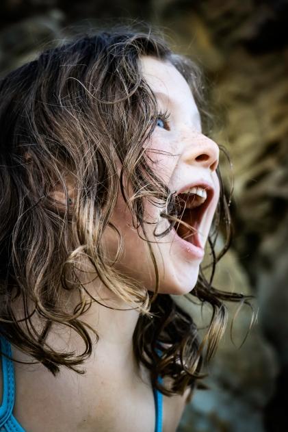 Lilah screaming 6x4